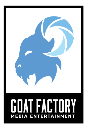 GFMEDIA - Goat Town Mall Logo