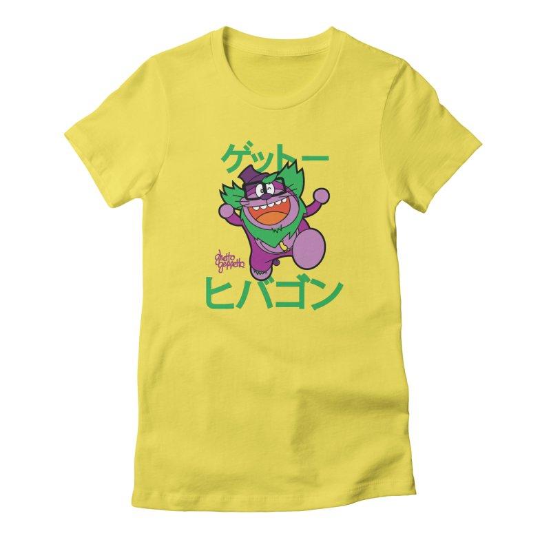 DORAEFOOT Women's T-Shirt by ghettogeppetto's Artist Shop