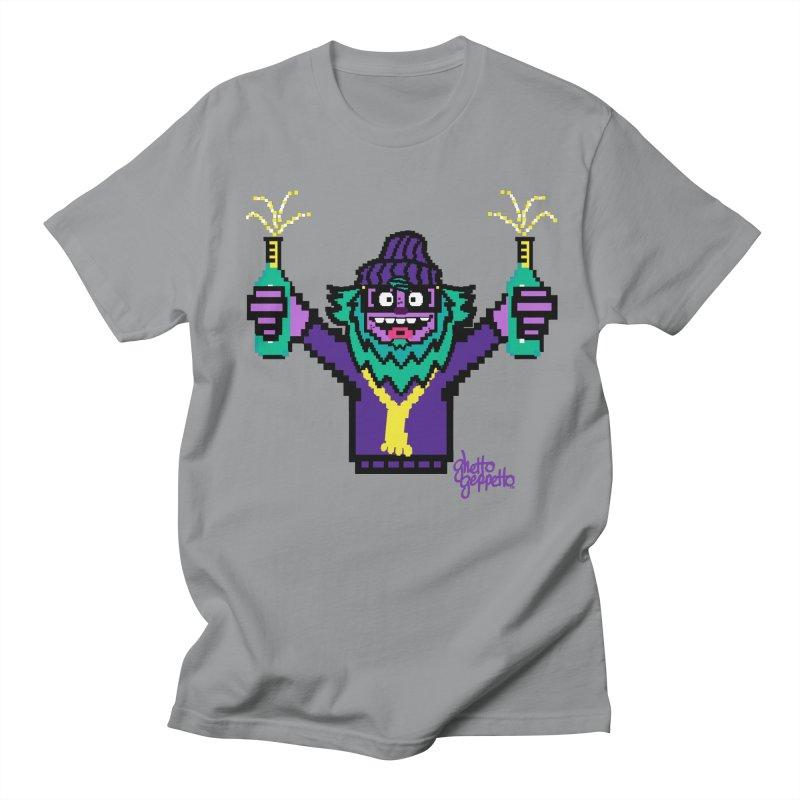 HOOD WINS Men's Regular T-Shirt by ghettogeppetto's Artist Shop