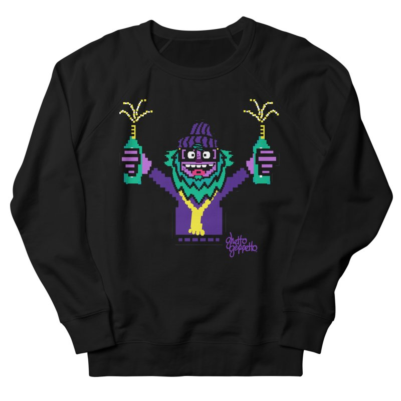 HOOD WINS Men's Sweatshirt by ghettogeppetto's Artist Shop