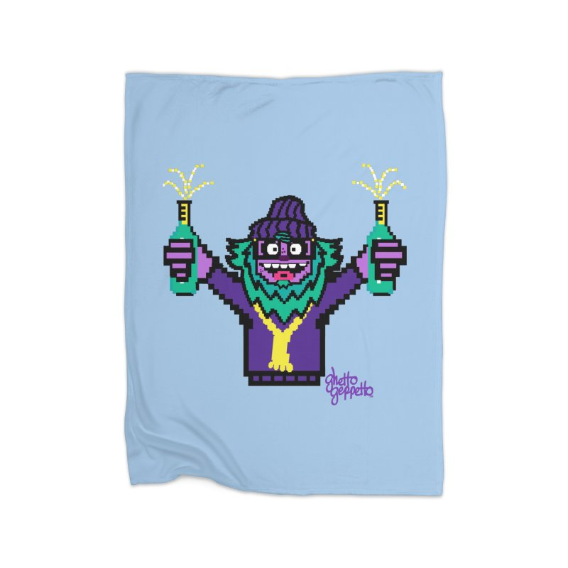 HOOD WINS Home Blanket by ghettogeppetto's Artist Shop