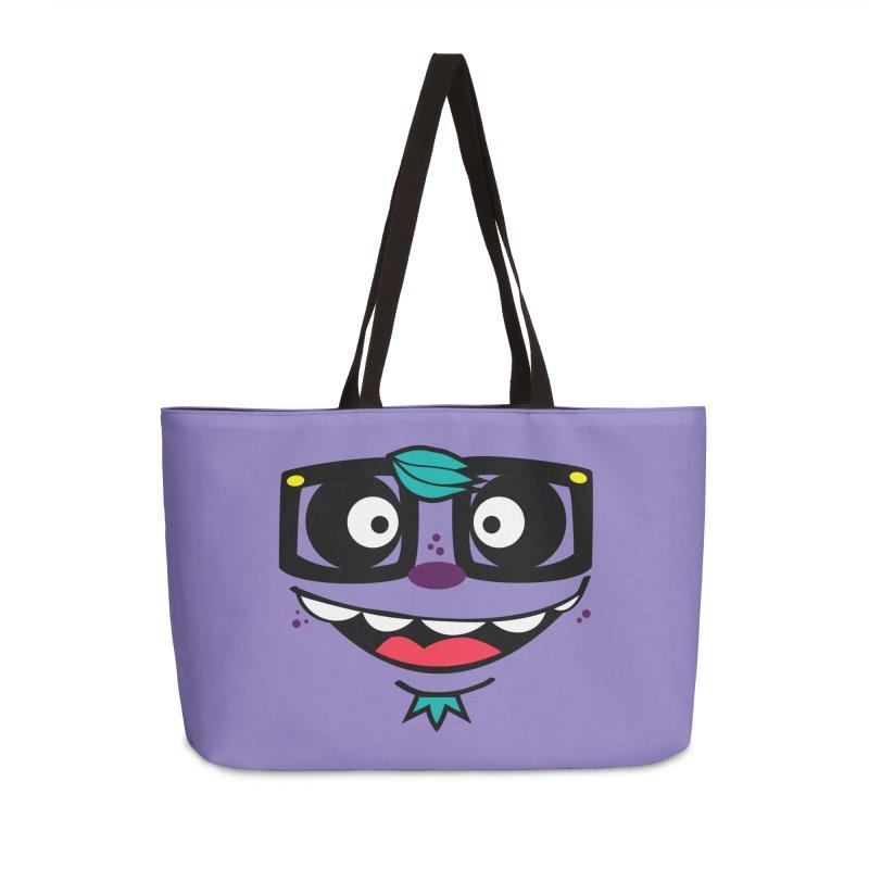 HOOD FACE Accessories Weekender Bag Bag by ghettogeppetto's Artist Shop