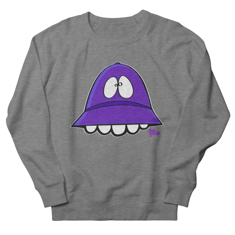 MR.WE PULLS Men's French Terry Sweatshirt by ghettogeppetto's Artist Shop