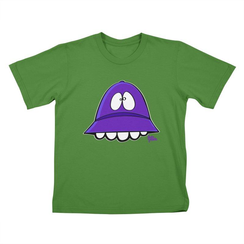 MR.WE PULLS Kids T-Shirt by ghettogeppetto's Artist Shop