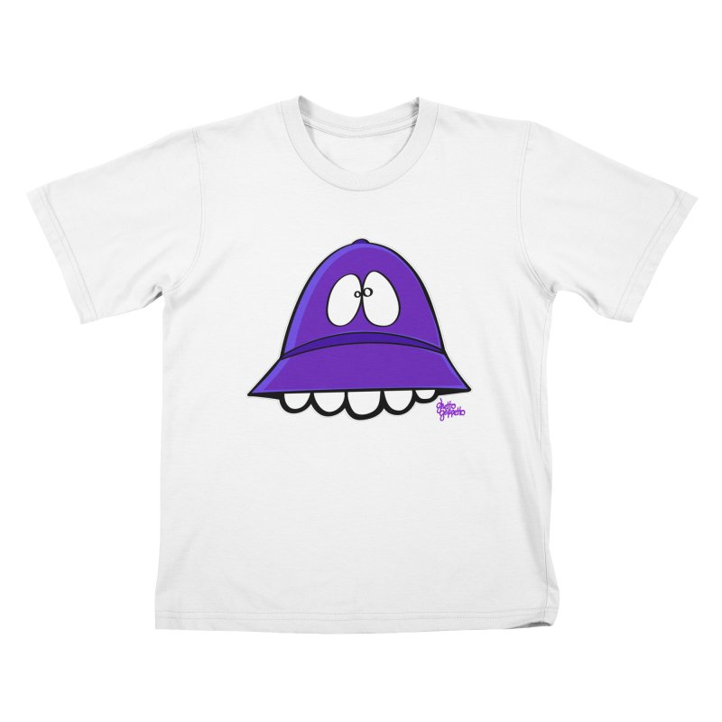 MR.WE PULLS Kids T-shirt by ghettogeppetto's Artist Shop
