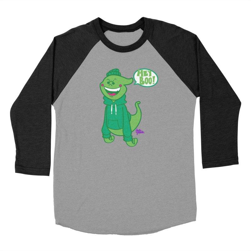 HEY BOO!! Men's Longsleeve T-Shirt by ghettogeppetto's Artist Shop
