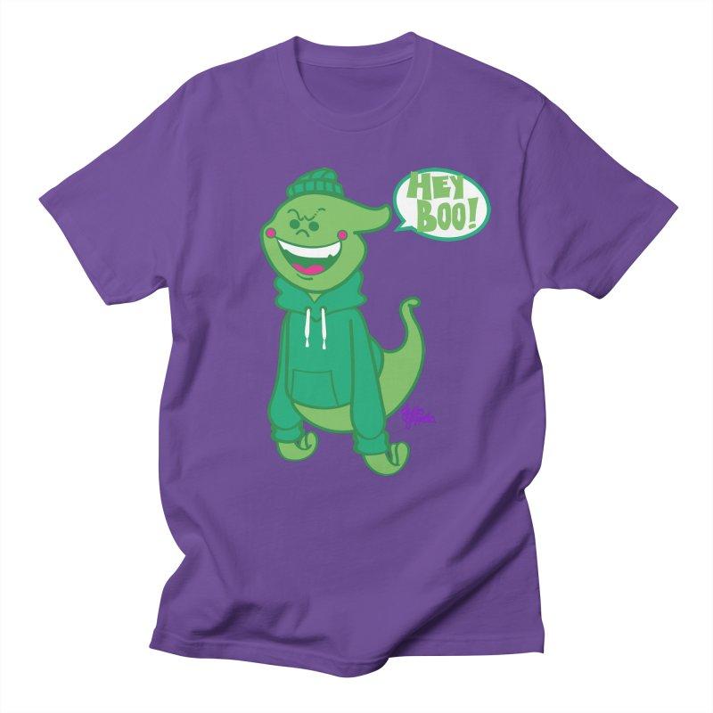 HEY BOO!! Men's T-Shirt by ghettogeppetto's Artist Shop