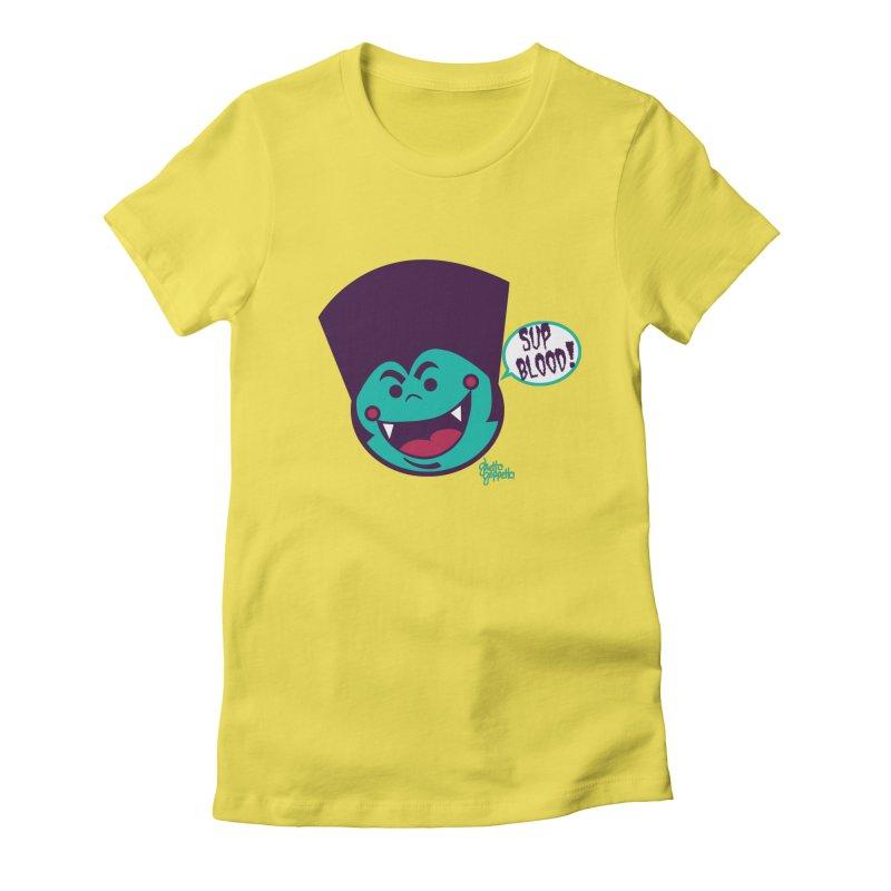 GRAPE  Women's T-Shirt by ghettogeppetto's Artist Shop