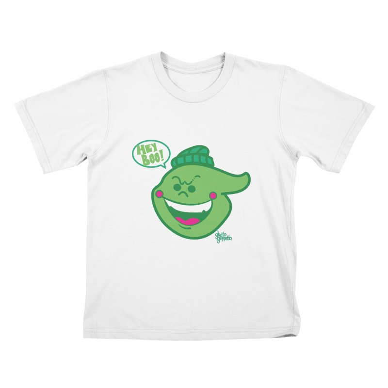 LIME Kids T-Shirt by ghettogeppetto's Artist Shop