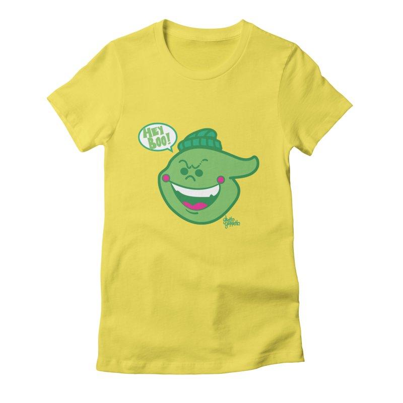 LIME Women's T-Shirt by ghettogeppetto's Artist Shop