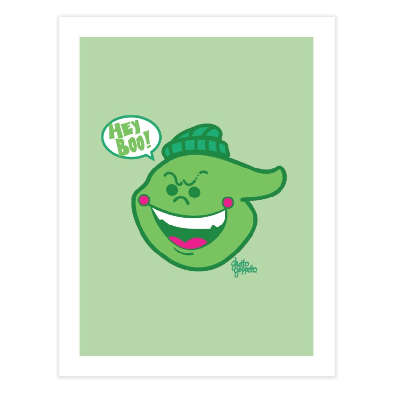 LIME Home Fine Art Print by ghettogeppetto's Artist Shop