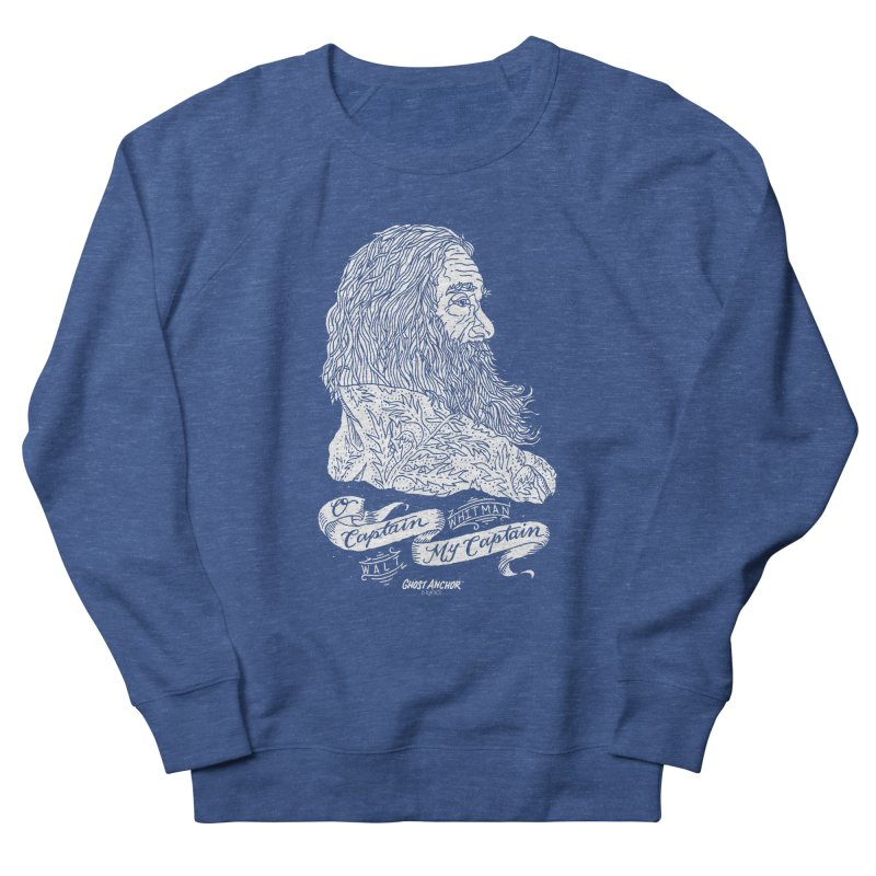 O Captain, my Captain! Women's Sweatshirt by GHOST ANCHOR BRAND