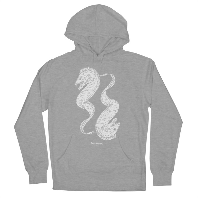 They're Electric!  Eels!!! Women's Pullover Hoody by GHOST ANCHOR BRAND
