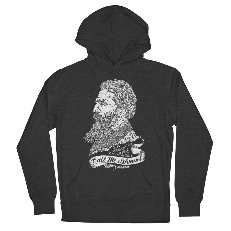 Call Me Ishmael Men's Pullover Hoody by GHOST ANCHOR BRAND