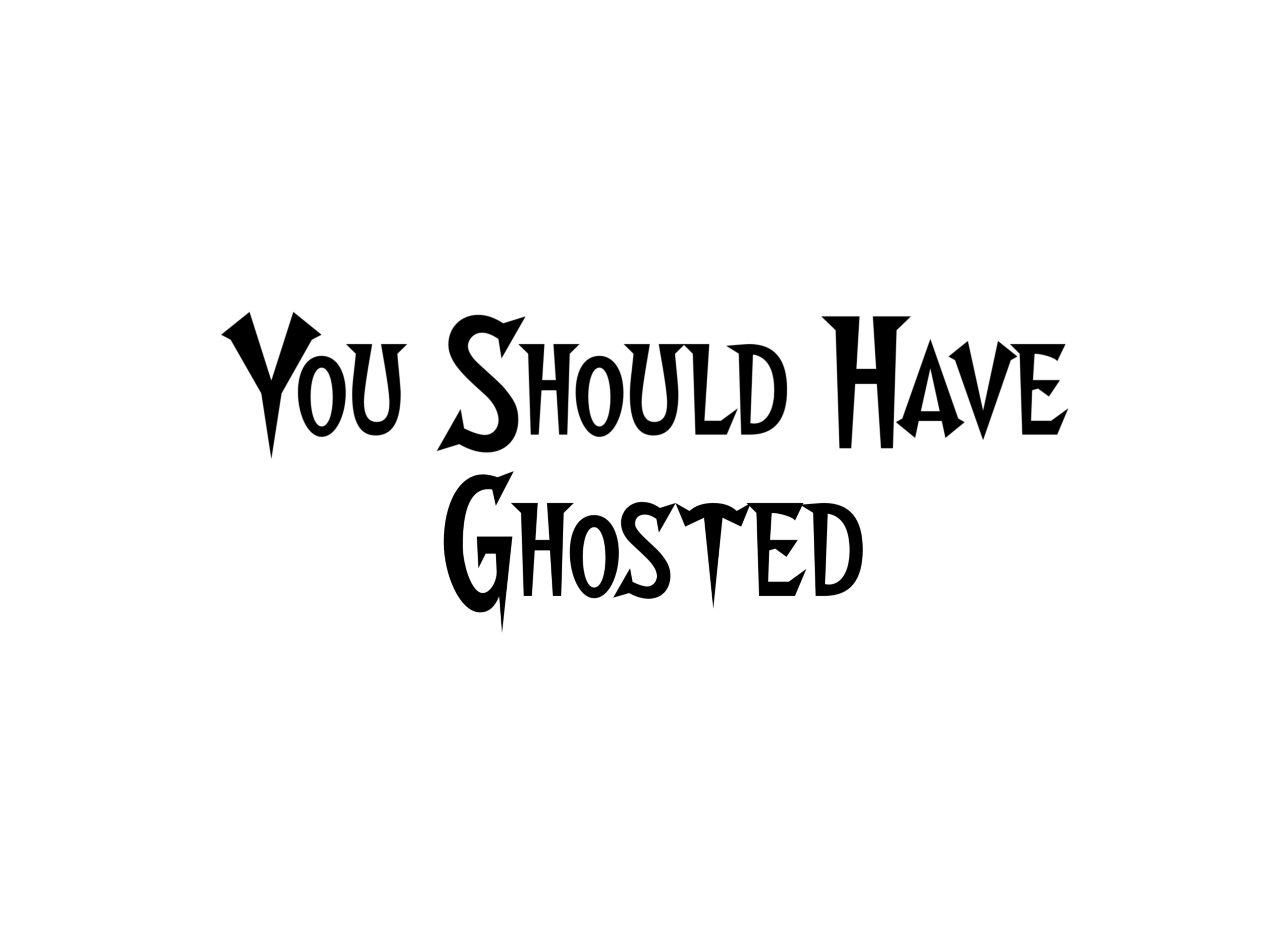 ghostedpod Cover