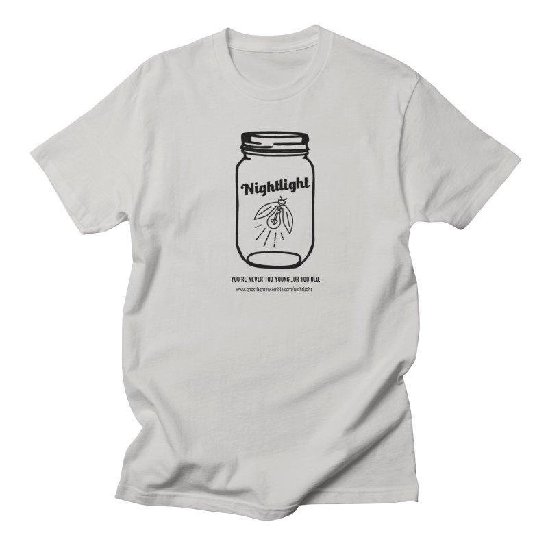 Nightlight Women's Regular Unisex T-Shirt by Ghostlight Ensemble's Artist Shop