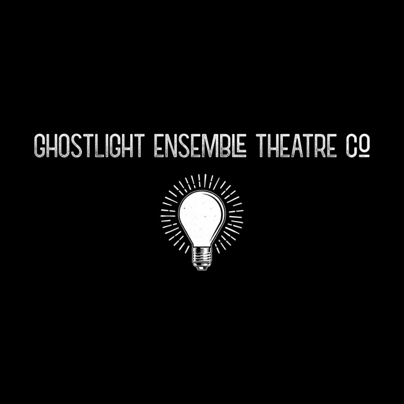Ghostlight ETC Logo Women's V-Neck by Ghostlight Ensemble's Artist Shop