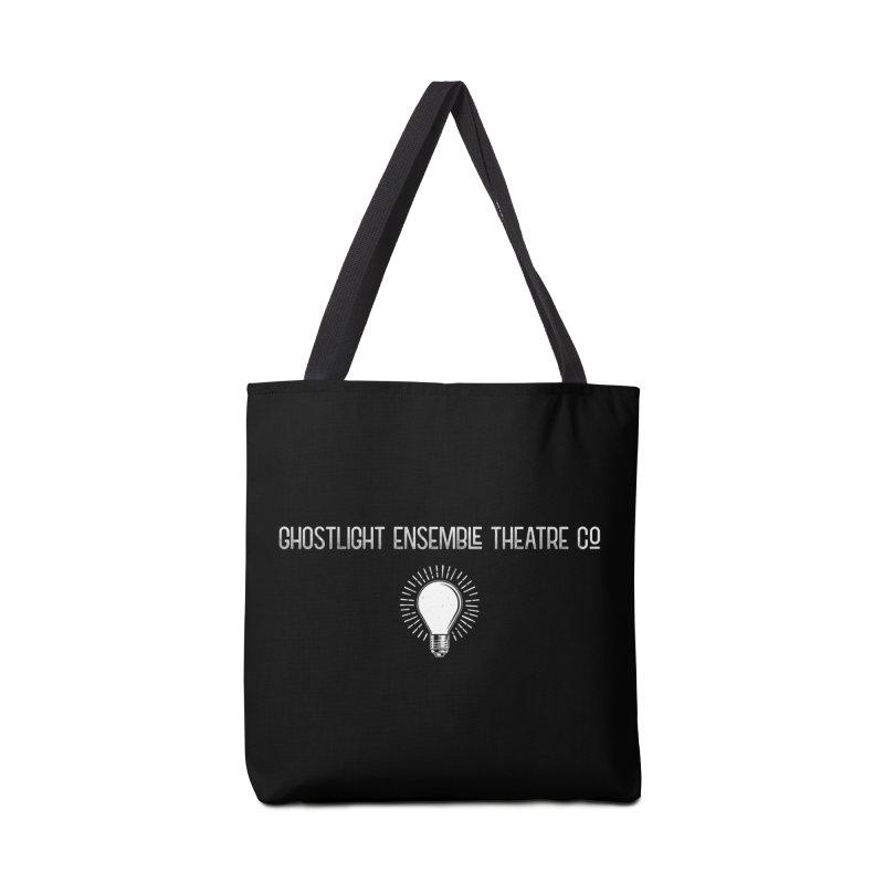 Ghostlight ETC Logo Accessories Bag by Ghostlight Ensemble's Artist Shop