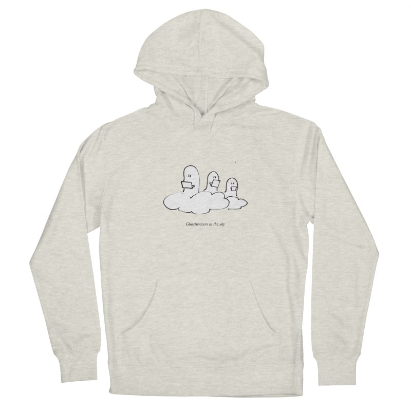 Ghostwriters in the sky Men's Pullover Hoody by chalkmotion's Shop