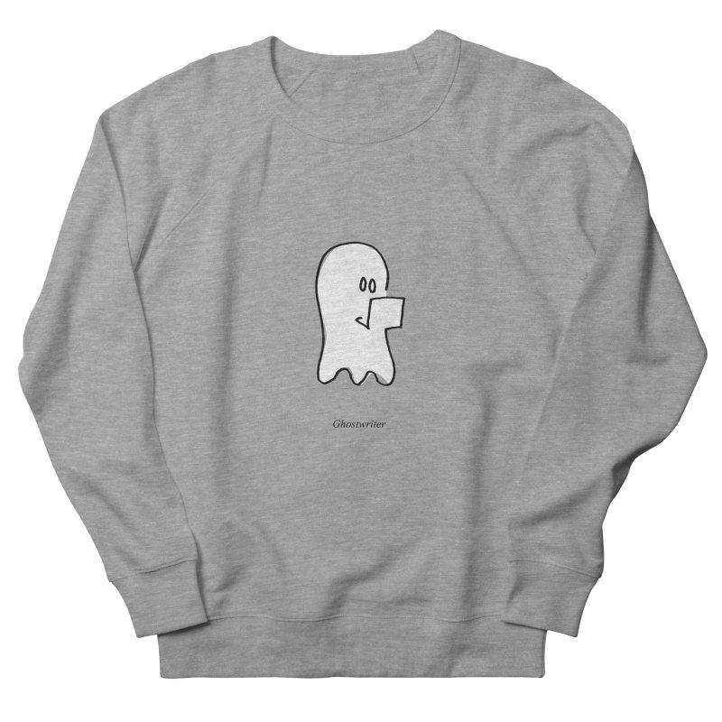 ghostwriter Men's Sweatshirt by chalkmotion's Shop