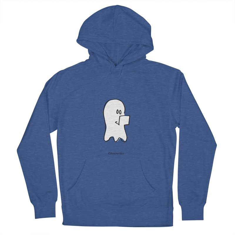 ghostwriter Women's Pullover Hoody by chalkmotion's Shop