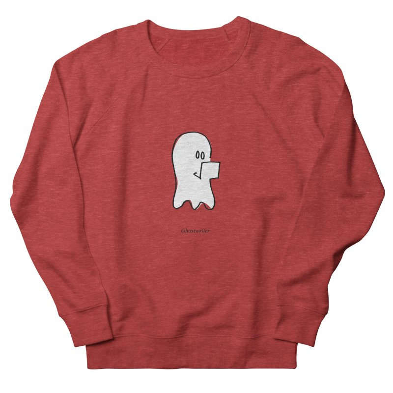 ghostwriter Men's Sweatshirt by chalkmotion's Shop