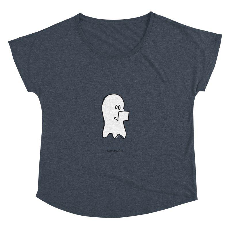 ghostwriter Women's Dolman by chalkmotion's Shop