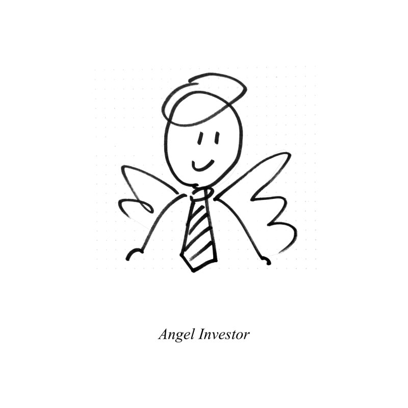Angel Investor None  by chalkmotion's Shop