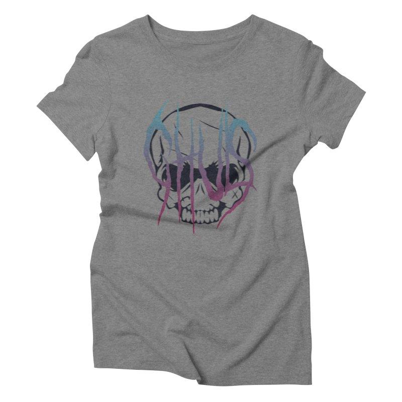 Ghuls Tee Women's T-Shirt by ghulsband's Artist Shop