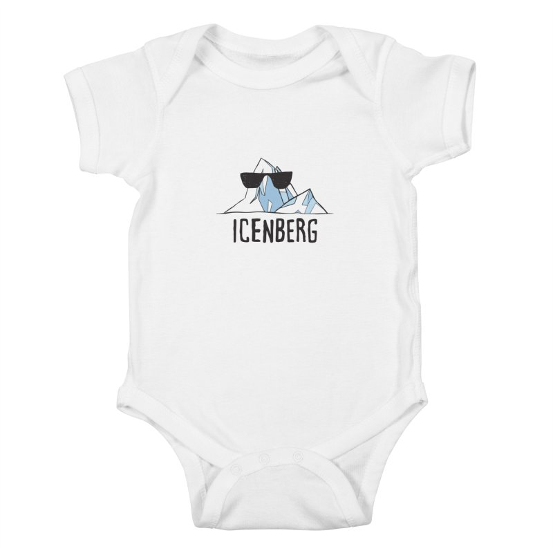 Icenberg Kids Baby Bodysuit by Gianavaria