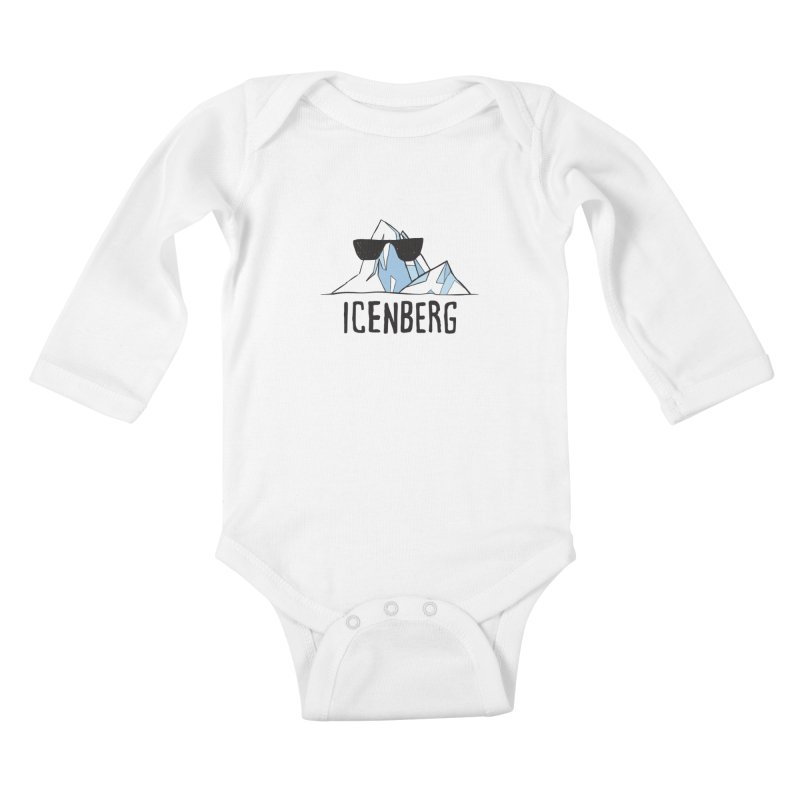 Icenberg Kids Baby Longsleeve Bodysuit by Gianavaria