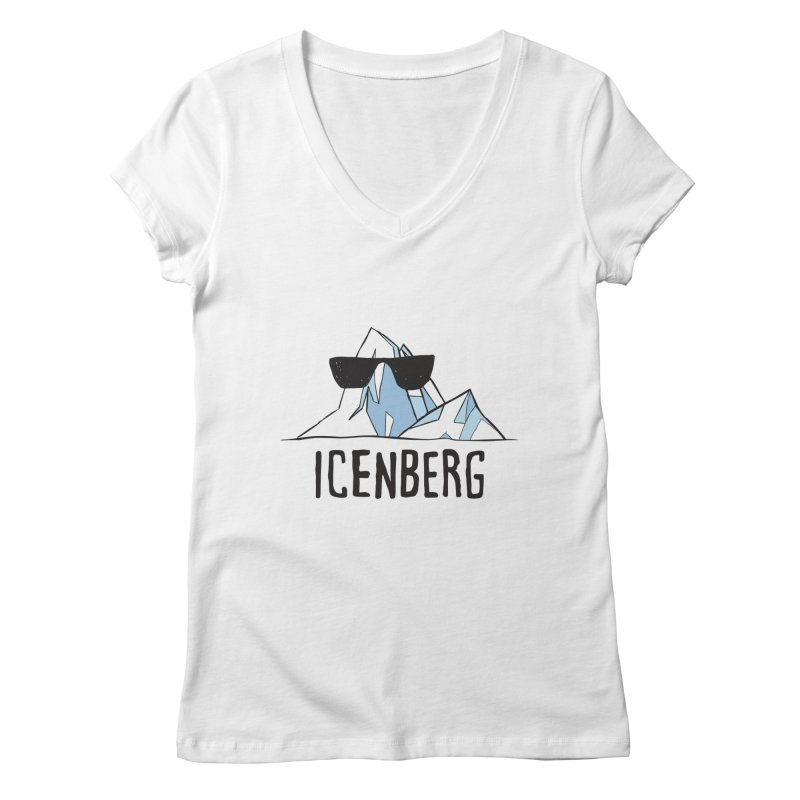 Icenberg Women's V-Neck by Gianavaria