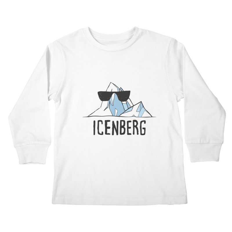 Icenberg Kids Longsleeve T-Shirt by Gianavaria