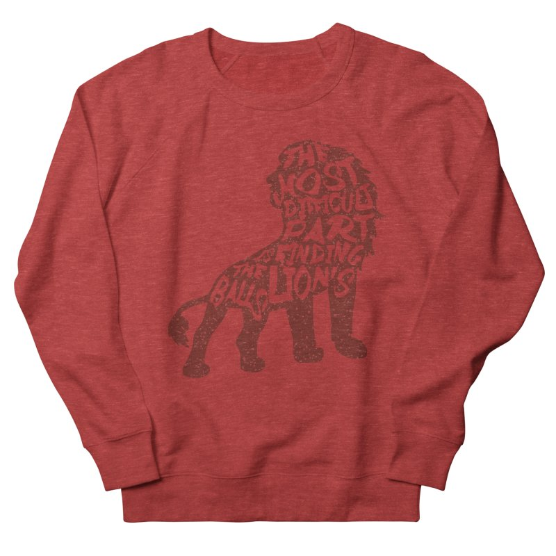 Hardest  part Women's Sweatshirt by Gianavaria