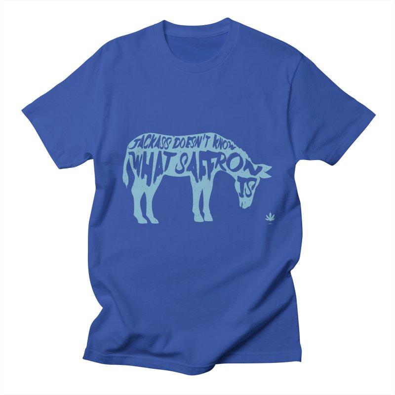 Saffron Men's T-Shirt by Gianavaria
