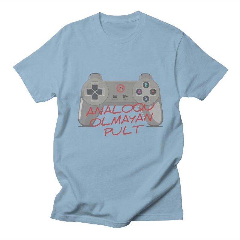 Analoqu olmayan Men's T-shirt by Gianavaria