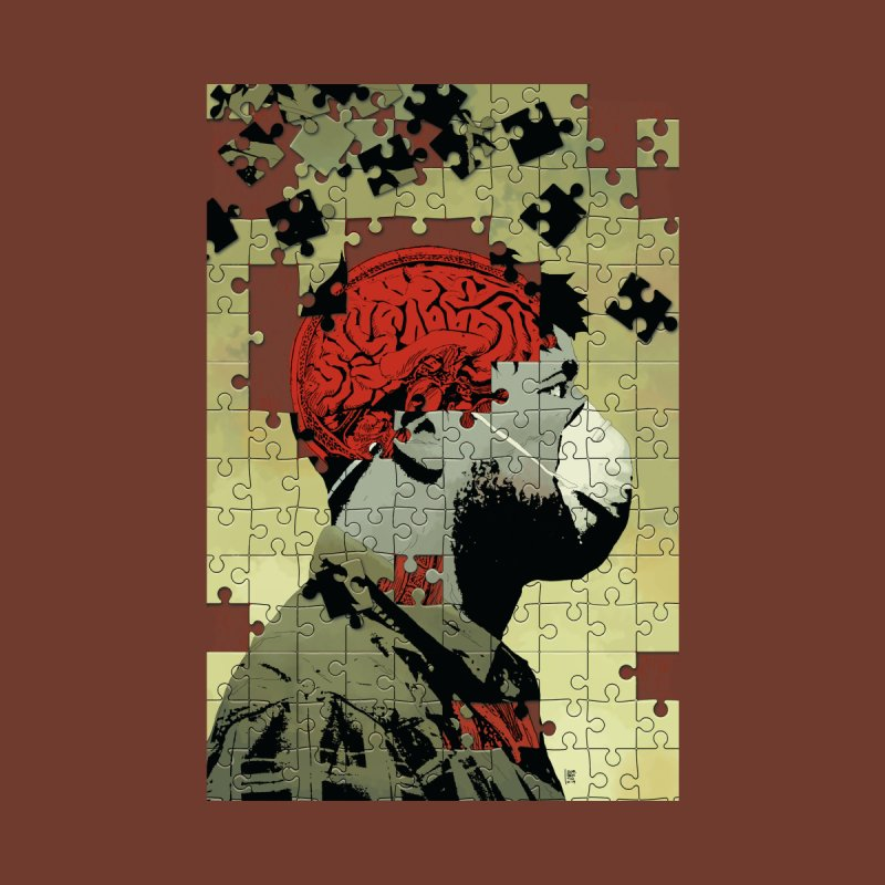 GideonFalls#17_cover Accessories Phone Case by Gideon Falls