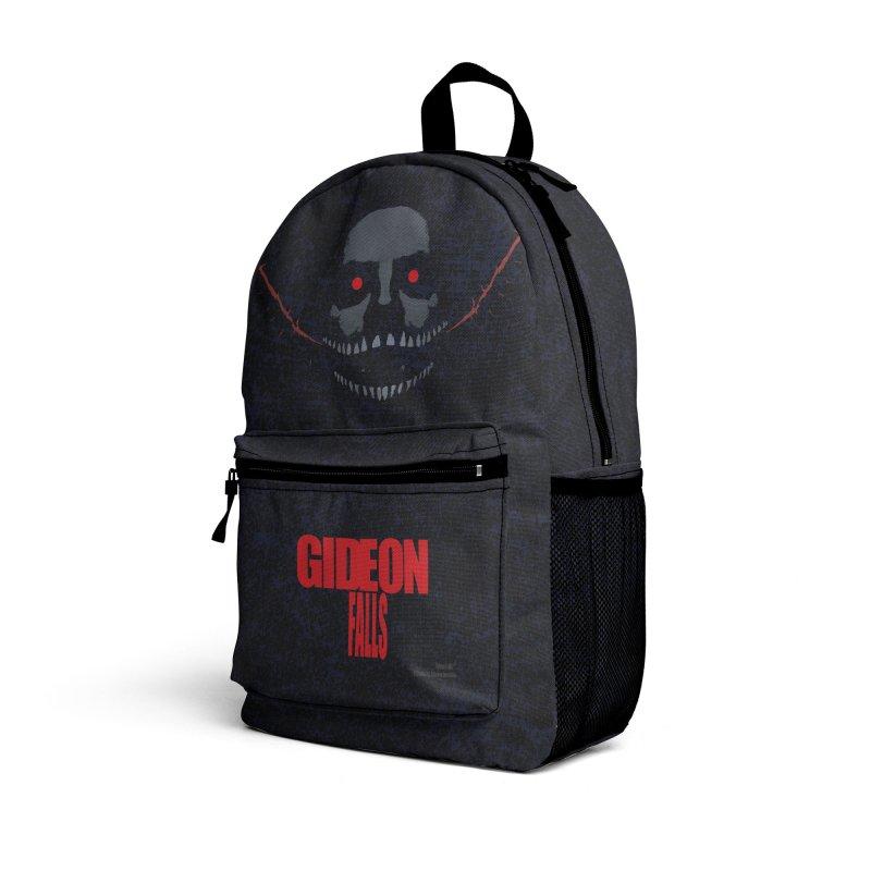 GideonFalls#11 - Pg.14-15 Accessories Bag by Gideon Falls