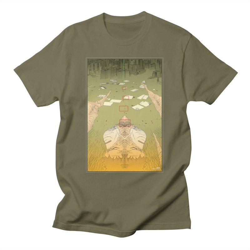 GideonFalls#5 - Pg.17 Men's T-Shirt by Gideon Falls