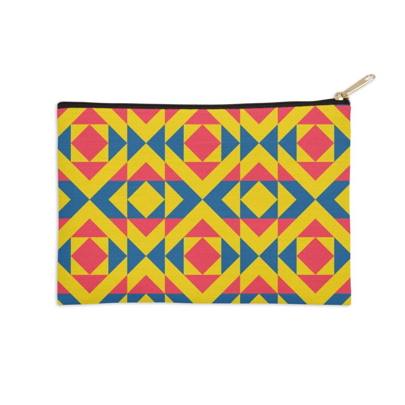 Wiracocha Accessories Zip Pouch by gildamartini's Artist Shop