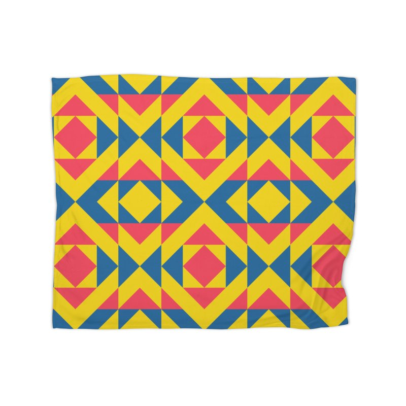 Wiracocha Home Fleece Blanket Blanket by gildamartini's Artist Shop