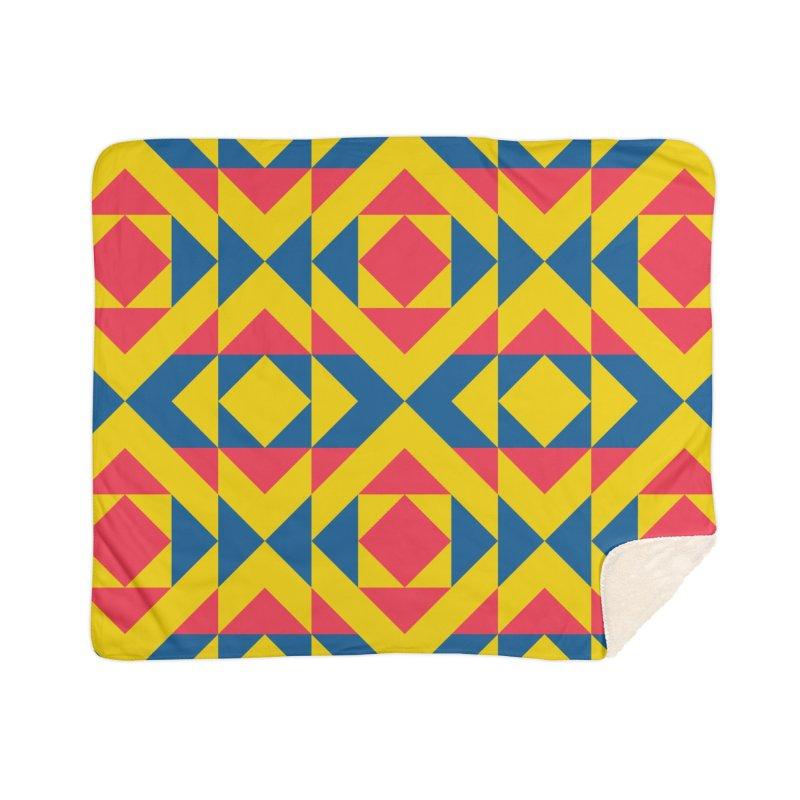 Wiracocha Home Sherpa Blanket Blanket by gildamartini's Artist Shop