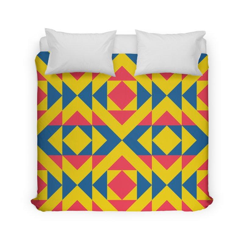 Wiracocha Home Duvet by gildamartini's Artist Shop