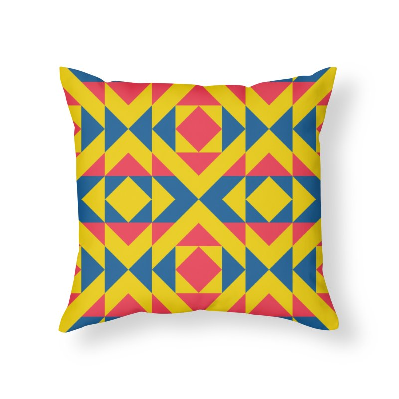 Wiracocha Home Throw Pillow by gildamartini's Artist Shop