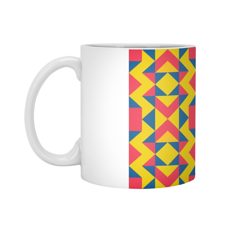 Itza Accessories Standard Mug by gildamartini's Artist Shop