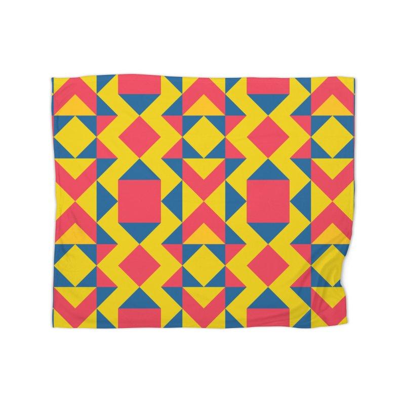 Itza Home Blanket by gildamartini's Artist Shop
