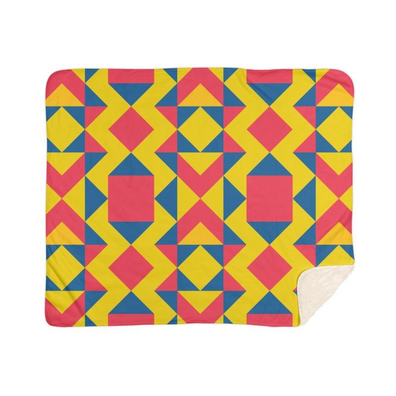Itza Home Sherpa Blanket Blanket by gildamartini's Artist Shop