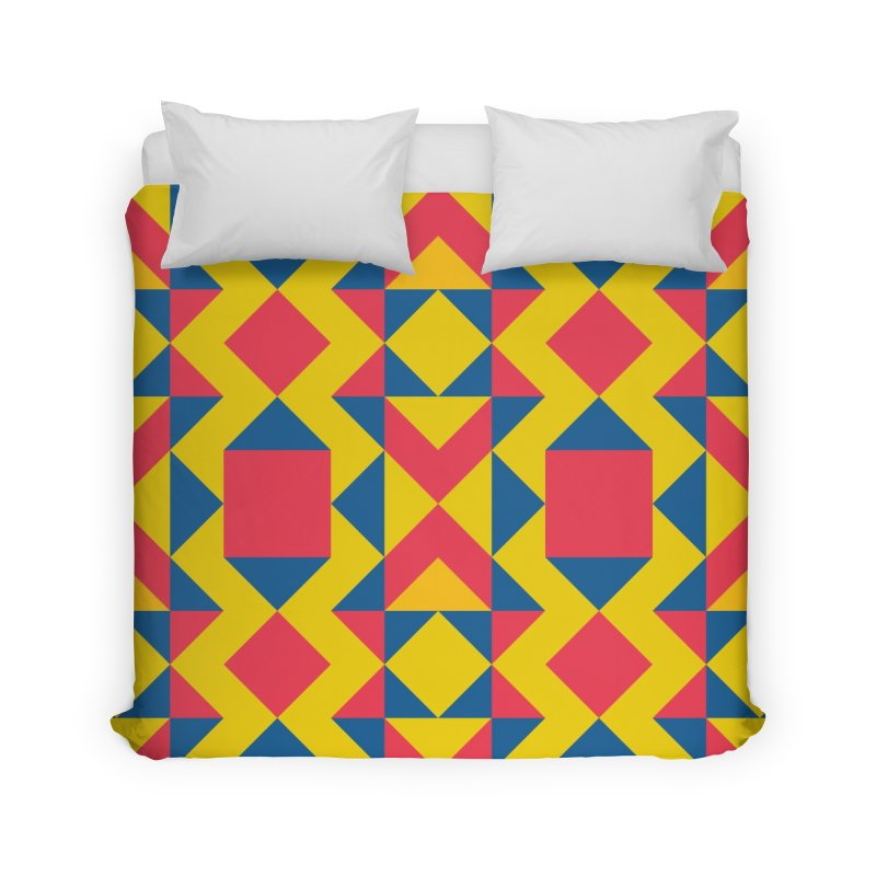 Itza Home Duvet by gildamartini's Artist Shop