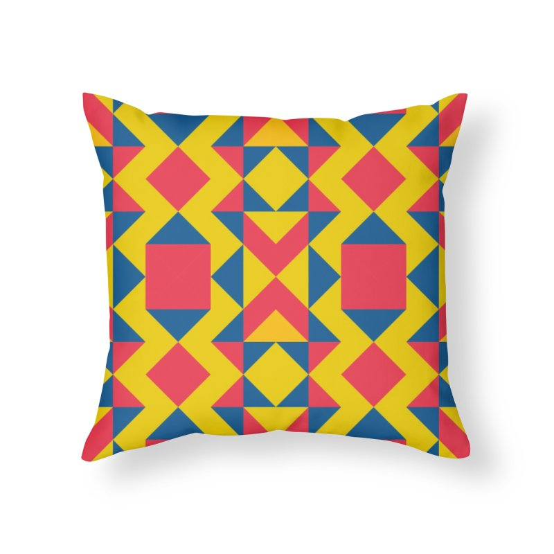 Itza Home Throw Pillow by gildamartini's Artist Shop