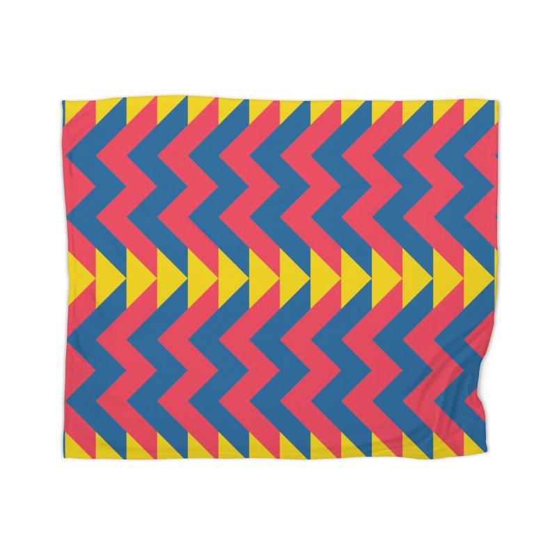 Circus Home Blanket by gildamartini's Artist Shop